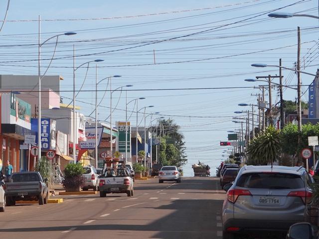 Rio Brilhante com o comércio fechado tem apenas 0,5% de taxa de isolamento  maior que Dourados com o comércio aberto - Rio Brilhante News